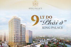 9 lý do phải ở King Palace